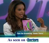as seen on The Doctors
